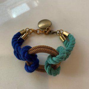 Nautical style bracelet